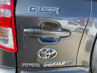 2011 Toyota RAV4 ACA38R Cruiser (2WD) Grey 4 Speed Automatic Wagon