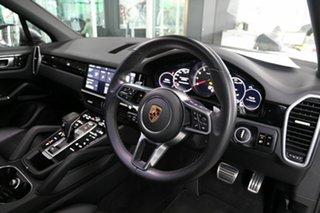 2019 Porsche Cayenne 9YA MY19 S Tiptronic Silver 8 Speed Sports Automatic Wagon.
