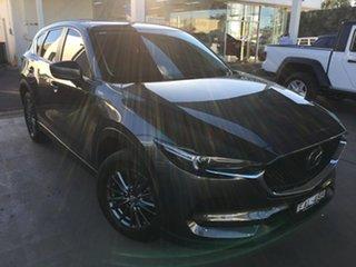 2018 Mazda CX-5 KF Series Maxx Sport Grey Sports Automatic.