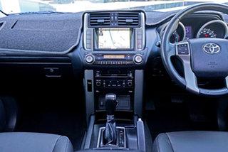 2012 Toyota Landcruiser Prado KDJ150R Altitude Magnetic Grey 5 Speed Sports Automatic Wagon
