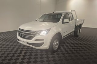 2016 Holden Colorado RG MY16 LS Space Cab White 6 speed Automatic Cab Chassis