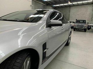 2012 Holden Special Vehicles GTS E Series 3 MY12.5 Silver 6 Speed Sports Automatic Sedan