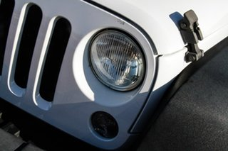 2017 Jeep Wrangler JK MY17 Unlimited Sport White 6 Speed Manual Softtop