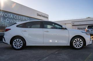2019 Kia Cerato BD MY19 S White 6 Speed Automatic Hatchback
