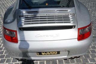2005 Porsche 911 997 Carrera S Arctic Silver 6 Speed Manual Coupe