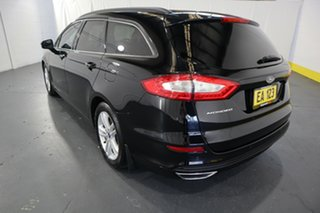 2016 Ford Mondeo MD Ambiente TDCi Black 6 Speed Automatic Wagon