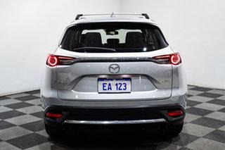 2018 Mazda CX-9 TC GT SKYACTIV-Drive i-ACTIV AWD Silver 6 Speed Sports Automatic Wagon