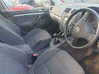 2006 Volkswagen Golf V Comfortline 5 Speed Manual Hatchback