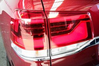 2018 Toyota Landcruiser VDJ200R MY16 VX (4x4) Merlot Red 6 Speed Automatic Wagon