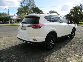 2017 Toyota RAV4 ASA44R MY17 GXL (4x4) Glacier White 6 Speed Automatic Wagon.
