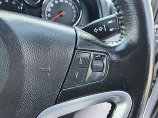 2013 Holden Captiva CG Series II MY12 5 Silver, Chrome 6 Speed Manual Wagon