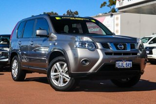 2012 Nissan X-Trail T31 Series IV ST-L 2WD Grey 1 Speed Constant Variable Wagon.