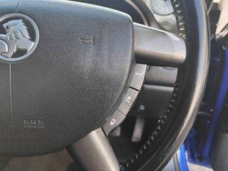 2005 Holden Ute VZ S Blue 6 Speed Manual Utility