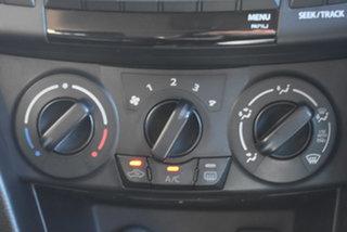 2014 Suzuki Swift FZ MY14 GL Silver 4 Speed Automatic Hatchback