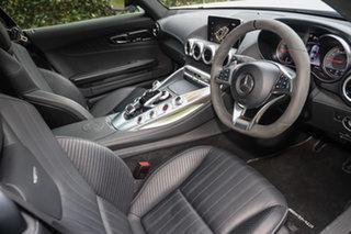 2019 Mercedes-Benz AMG GT C190 809MY S SPEEDSHIFT DCT Designo Diamond White 7 Speed.