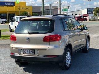 2014 Volkswagen Tiguan 5N 118TSI Beige 6 Speed Sports Automatic Dual Clutch Wagon
