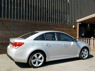2015 Holden Cruze JH Series II MY15 SRi-V Silver 6 Speed Manual Sedan