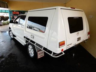 2014 Mazda BT-50 MY13 XTR Hi-Rider (4x2) White 6 Speed Automatic Dual Cab Utility.