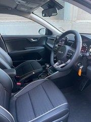 2021 Kia Rio YB MY22 GT-Line DCT Aurora Black 7 Speed Sports Automatic Dual Clutch Hatchback
