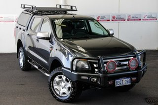 2014 Ford Ranger PX XLS 3.2 (4x4) 6 Speed Automatic Double Cab Pick Up.