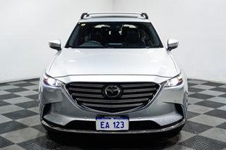 2018 Mazda CX-9 TC GT SKYACTIV-Drive i-ACTIV AWD Silver 6 Speed Sports Automatic Wagon.