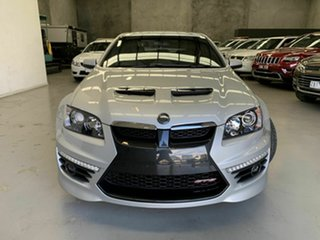 2012 Holden Special Vehicles GTS E Series 3 MY12.5 Silver 6 Speed Sports Automatic Sedan.