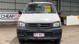 2000 Toyota Townace KR42R White 5 Speed Manual Van