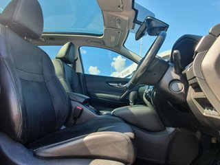 2015 Nissan Qashqai J11 TL Silver 1 Speed Constant Variable Wagon.