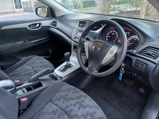 2013 Nissan Pulsar B17 ST Black 1 Speed Constant Variable Sedan