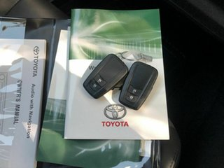 2021 Toyota C-HR NGX50R Koba S-CVT AWD Black 7 Speed Constant Variable Wagon