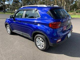 2019 Hyundai Venue QX Active Blue Automatic Wagon