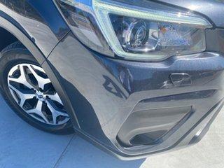 2019 Subaru Forester S5 MY20 2.5i CVT AWD Dark Grey 7 Speed Constant Variable Wagon.