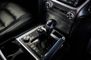 2018 Toyota Landcruiser VDJ200R LC200 VX (4x4) Crystal Pearl 6 Speed Automatic Wagon