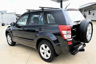 2008 Suzuki Grand Vitara JB MY09 Black 5 Speed Manual Wagon