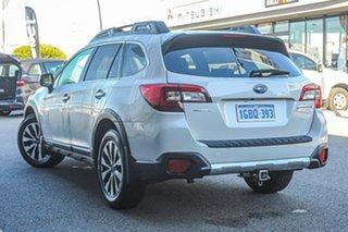 2016 Subaru Outback B6A MY17 2.5i CVT AWD Premium White 6 Speed Constant Variable Wagon.