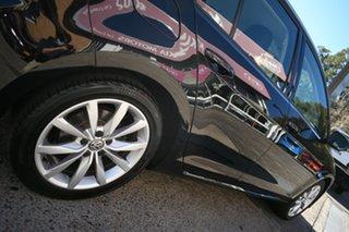 2019 Volkswagen Golf AU MY19 110 TSI Comfortline Black 7 Speed Auto Direct Shift Hatchback