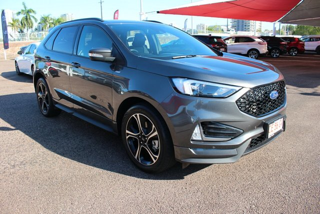 Pre-Owned Ford Endura CA 2019MY ST-Line Palmerston, 2019 Ford Endura CA 2019MY ST-Line Grey 8 Speed Automatic Wagon