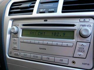 2007 Toyota Yaris NCP93R YRS Green 4 Speed Automatic Sedan