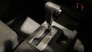 2010 Nissan Navara D40 ST Silver 5 Speed Automatic Utility