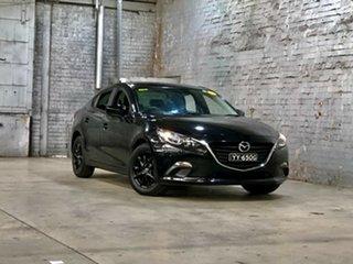 2015 Mazda 3 BM5278 Neo SKYACTIV-Drive Black 6 Speed Sports Automatic Sedan.