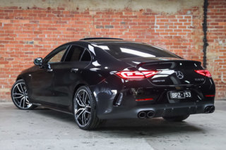 2021 Mercedes-Benz CLS-Class C257 801+051MY CLS53 AMG Coupe 9G-Tronic PLUS 4MATIC+ Obsidian Black.