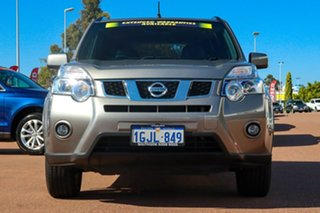 2012 Nissan X-Trail T31 Series IV ST-L 2WD Grey 1 Speed Constant Variable Wagon