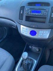 2010 Hyundai Elantra HD MY10 SLX White 5 Speed Manual Sedan