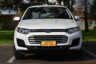 2015 Ford Territory SZ MkII TX Seq Sport Shift White 6 Speed Sports Automatic Wagon.
