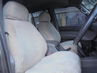 2000 Nissan Patrol GU II ST Grey 5 Speed Manual Wagon