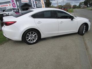2015 Mazda 6 6C MY14 Upgrade Touring White 6 Speed Automatic Sedan