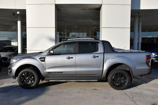 2019 Ford Ranger PX MkIII 2019.00MY Wildtrak Silver 6 Speed Sports Automatic Double Cab Pick Up