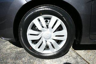 2014 Honda Jazz GF MY15 VTi Grey 1 Speed Constant Variable Hatchback.