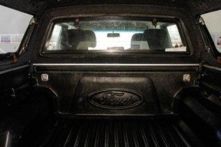 2011 Ford Ranger PK XLT (4x4) Grey 5 Speed Manual Dual Cab Pick-up