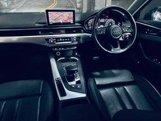 2017 Audi A4 B9 8W MY17 Sport S Tronic Grey 7 Speed Sports Automatic Dual Clutch Sedan.
